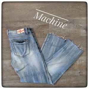 MACHINE NOUVELLE MODE Jeans